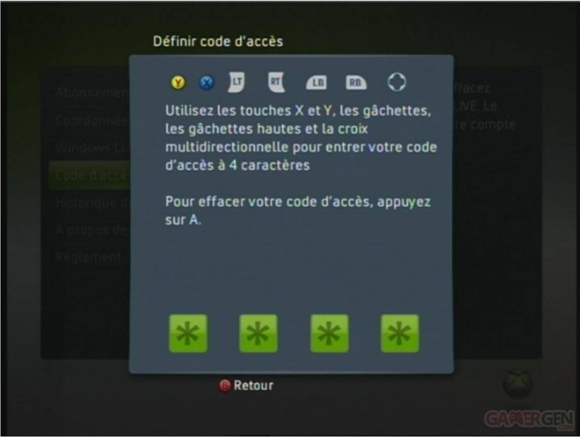 sasie code acces 2