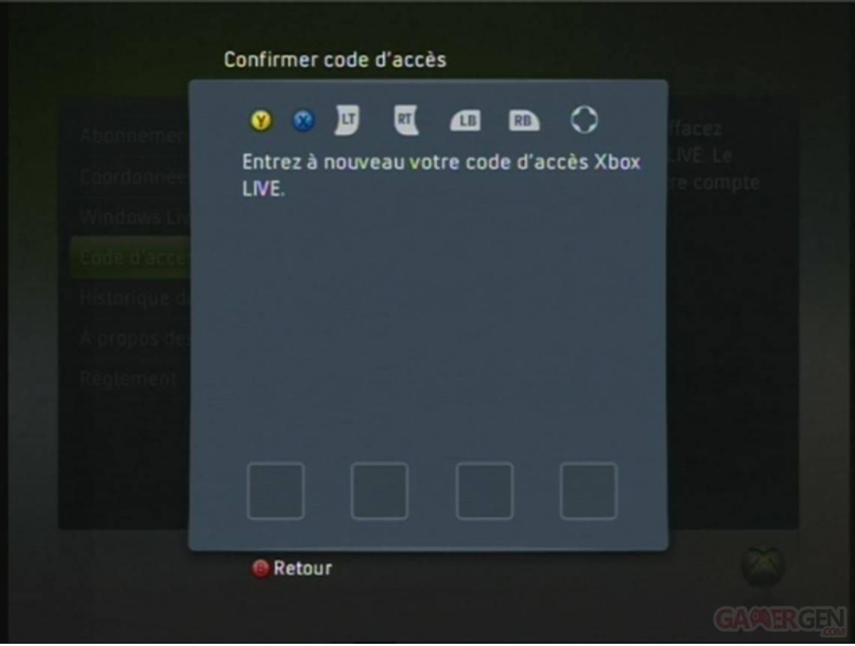 sasie code acces 3