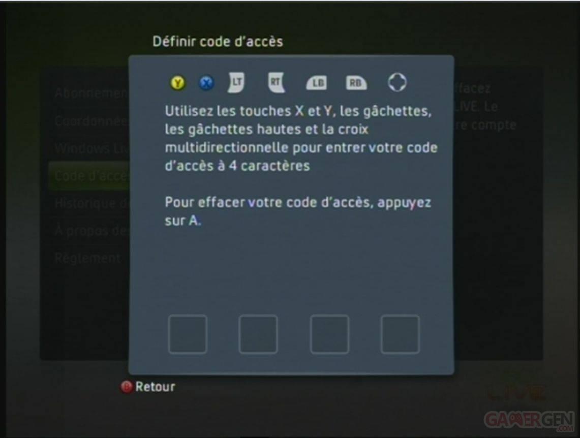 sasie code acces