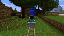 screenshot minecraft bande annonce trailer 18-11-2011