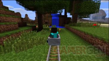 screenshot minecraft bande annonce trailer 18-11-2011