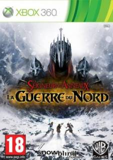 seigneur anneaux guerre nord