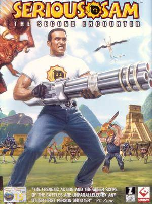 Serious Sam HD : The Second Encounter 555802SquallSnake7