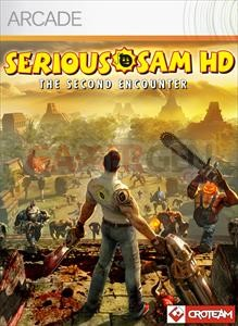 serious sam second encounter arcade