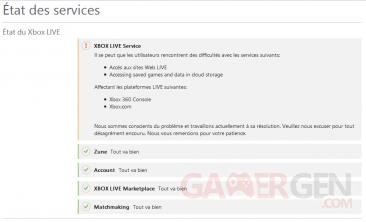 service xbl 29-12-2012