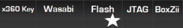 sondage Flash