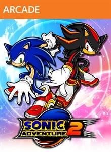 sonic adventure 2 jaquette
