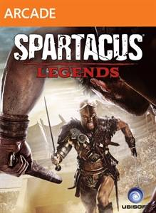 Spartacus Legends jaquette