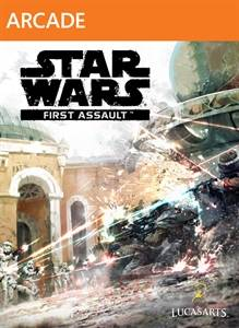 Star Wars First Assault jaquette xbox live arcade