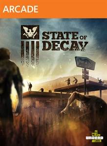 State of Decay - jaquette