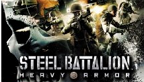 steel battalion heavy armor test vignette