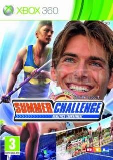summer challenge jaquette xbox 360