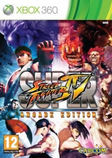 super street figthers 4 arcade edition