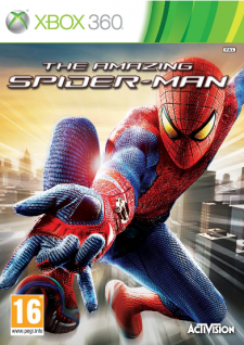 the amazing spider man xbox 360