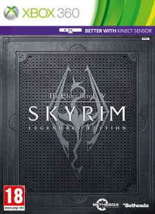 The Elder Scrolls V  Skyrim - édition legendary jaquette