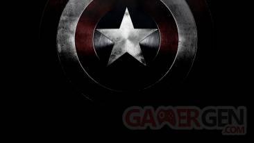 Theme 24 Captain America - menu Parametres