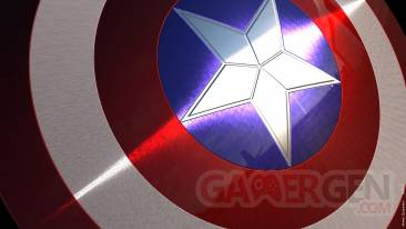 Theme 24 Captain America - menu
