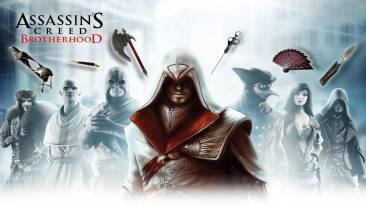 theme-assassin-creed-brotherhood Bibliothèques de jeu