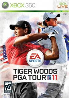 Tiger Woods Pga Tour 11 Jaquette