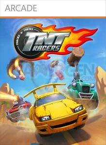 tnt racers xbox live arcade jaquette