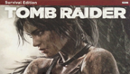 tomb raider survival edition vignette