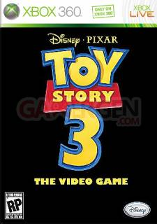 Toy Story 3 Jaquette