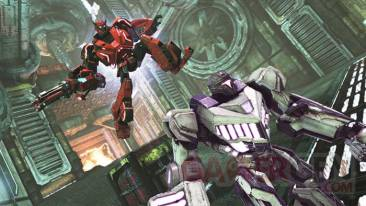 Transformers La Chute de Cybertron