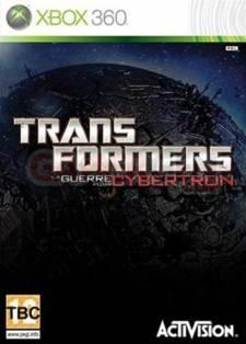 Transformers La guerre pour Cybertron