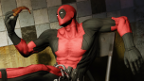 Vignette head Deadpool