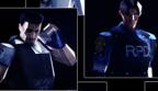 Vignette head Resident Evil 6 costumes rétro images