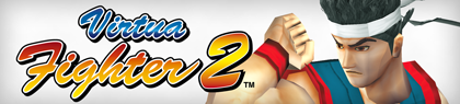 virtua fighters 2 xbox live banniere