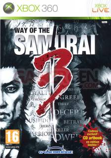 Way Of The Samurai 3 Front test Xbox 360