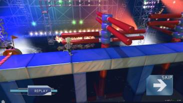 wipeout in the zone kinect 002