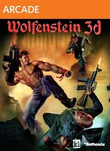 wolfeinstein 3D jaquette