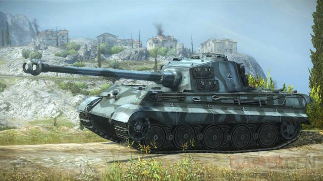 World of Tanks  captures  4