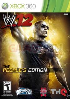 WWE'12 People Edition