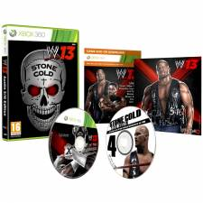 WWE 13 - édition collector Austin 3 16