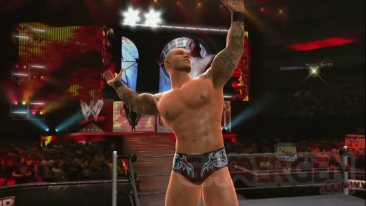 WWE 13 fan axxess capture image screenshot randy orton