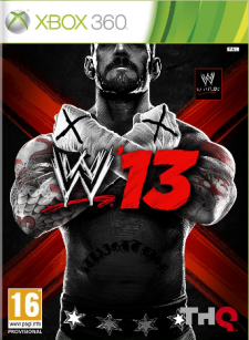 wwe 13 jaquette