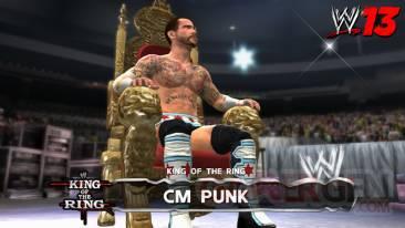 WWE 13 king of the ring cm punk capture image screenshot 25-09-2012