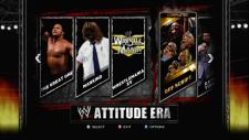WWE 13 mode era attitude menu screenshop capture image