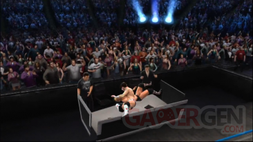 WWE 13 screenshot CM Punk Chris Jericho 26-07-2012