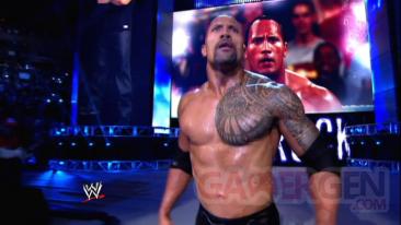 WWE 13 the rock capture image scrrenshot (2)