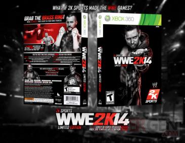 WWE2K14 fan creation image