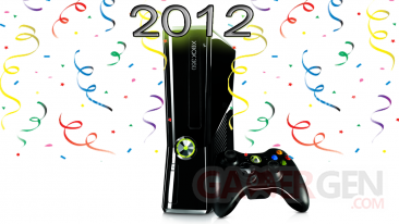 xbox 360 2012
