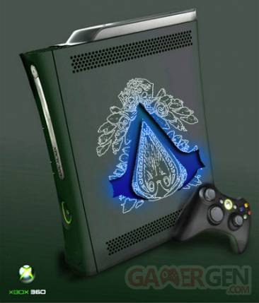 xbox 360 elite assassin's creed 03