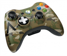 xbox 360 manette camoufflage 02