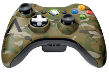 xbox 360 manette camoufflage 03