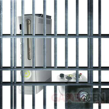 xbox 360 prison jail