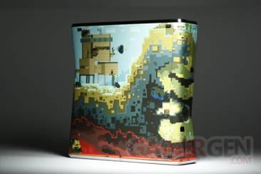 xbox 360 slim minecraft 1